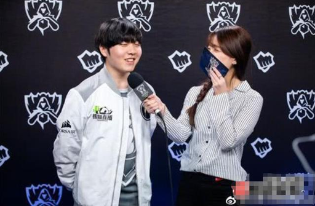 LOL:Rookie接受采访时表示听不懂韩语 要求记者用中文提问