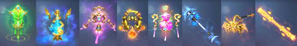 《戮天之剑》神器系统——八大神器强势助攻