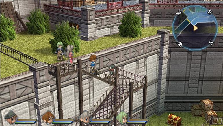 PS4英雄传说碧之轨迹改全收集白金攻略