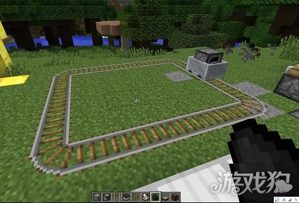 我的世界动力矿车该怎么运作? 我的世界动力矿车玩法介绍