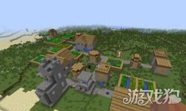 我的世界豪华村庄种子代码分享 我的世界豪华村庄怎么弄