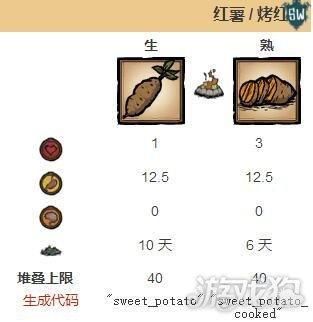 饥荒红薯和咖啡豆怎么吃 饥荒红薯和咖啡豆吃法攻略介绍