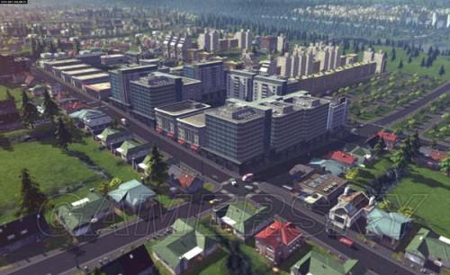 城市天际线如何划分产业区 城市天际线产业区划分方法