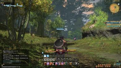 FF14最终幻想14战士2.3PvP属性装备技能选择推荐