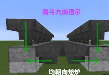 我的世界双排自动烧矿机怎么建造 我的世界双排自动烧矿机建造介绍