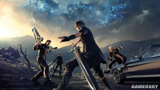 最终幻想15季票DLC武器怎么样 最终幻想15季票DLC武器伤害测试