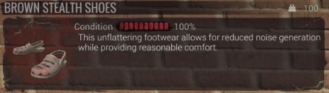 H1Z1有哪些鞋子 H1Z1鞋子汇总