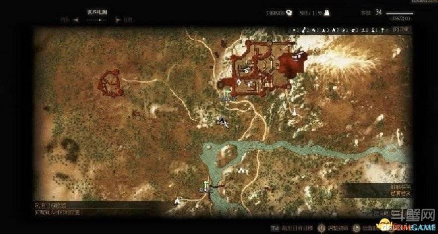 巫师3狂猎狼派装备位置 狼学派装备在哪获取