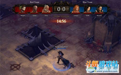 暗黑破坏神3游戏系统介绍