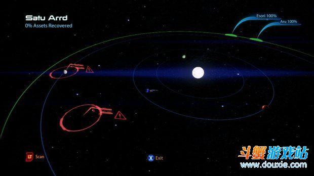 质量效应3全银河可扫描物资图文攻略