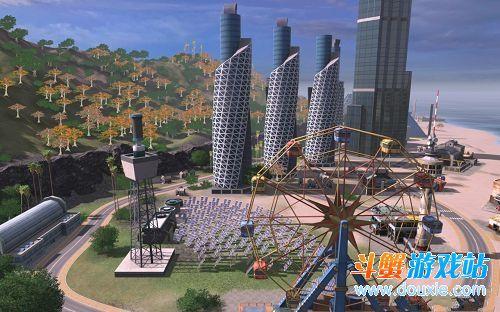 特大城市2012游戏心得