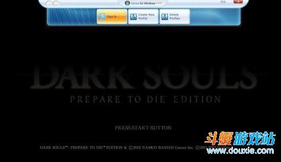 黑暗之魂离线游戏存储账号创建教程