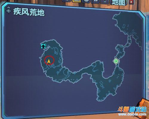 无主之地2所有橙色装备掉落图文介绍(地图版)