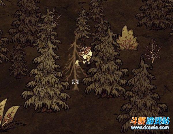 饥荒快速伐木的方法_怎么伐木比较快