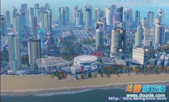 模拟城市5 如何建立一个完善的超级赌城
