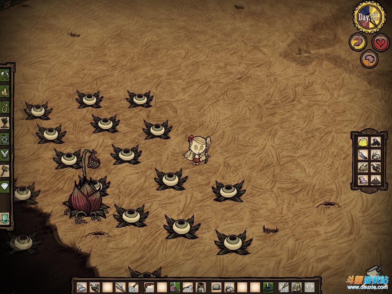 饥荒杀大象经验