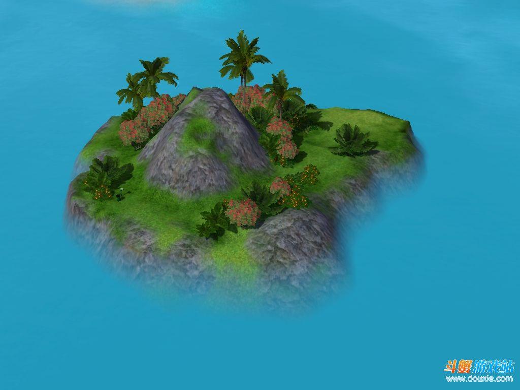 模拟人生3岛屿天堂迷雾岛开启图文攻略