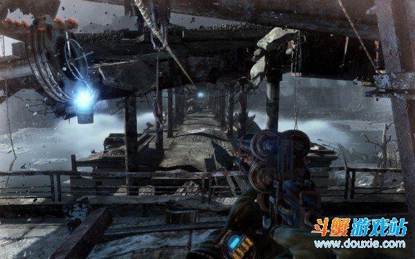 地铁最后的曙光枪械获取