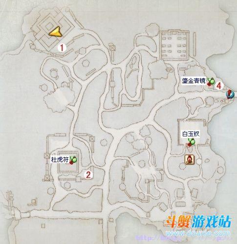 古剑奇谭2百草谷宝箱位置迷宫走法