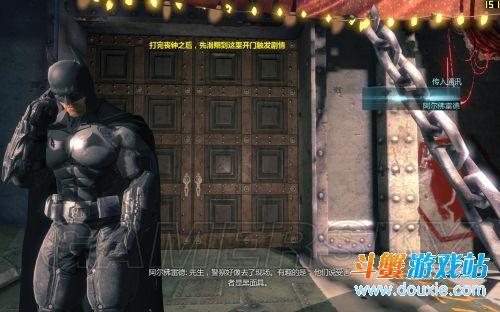 蝙蝠侠阿甘起源 打完丧钟怎么下船 游戏bug的解决方法