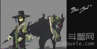 剑灵咒术师是什么种族