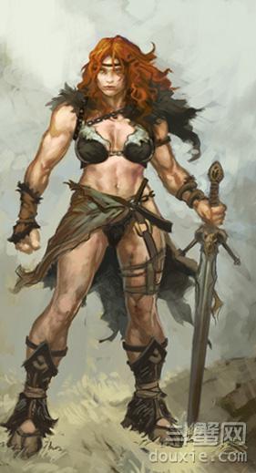 风暴英雄野蛮人Barbarian介绍 英雄天赋介绍
