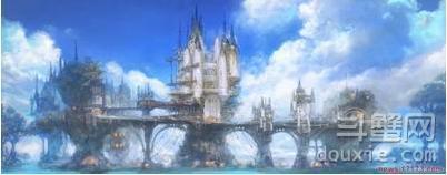 最终幻想14 城市预览 各大城历史