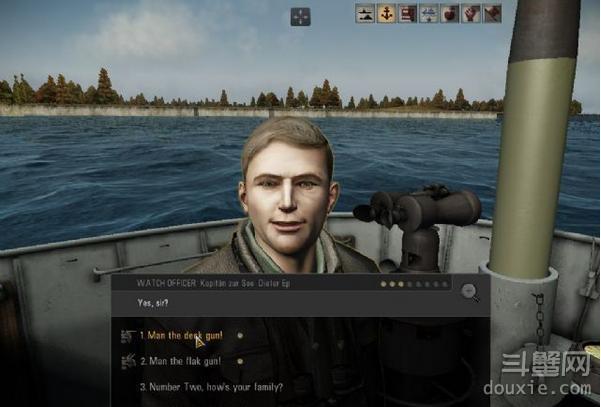 猎杀潜航5大西洋战役 简单易懂甲板炮教程