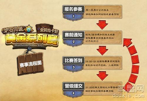 炉石传说黄金系列赛怎么参加 黄金系列赛详情介绍