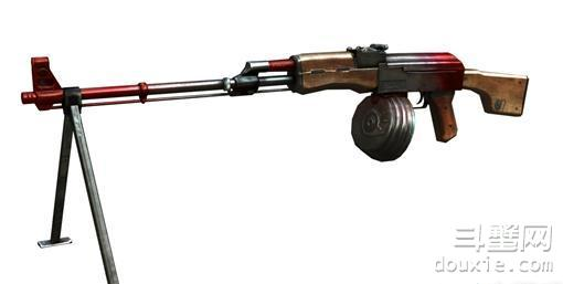 CF新版武器机枪RPK嗜血怎么样 RPK评测效果介绍