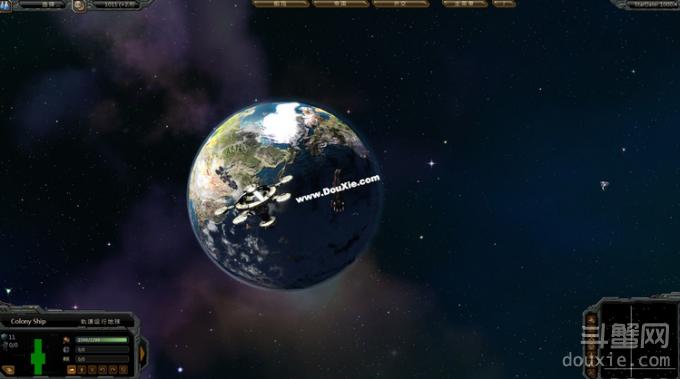 星际殖民 三种资源的具体用法