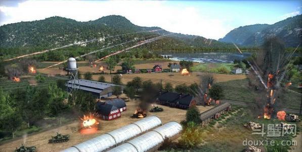 战争游戏空地一体战 怎么补充弹药和油料