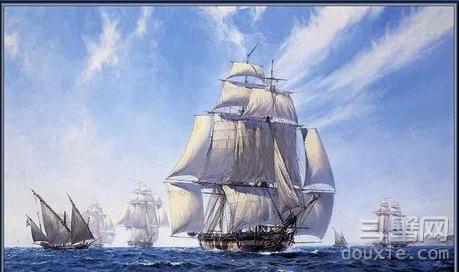 大航海家3 手动海战技巧