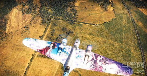 战争雷霆陆战服飞机简易涂装详细流程