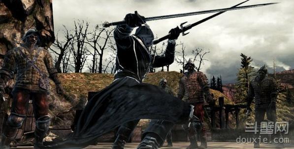 黑暗之魂2圣职怎么玩以及雷枪巨雷枪的拿法攻略