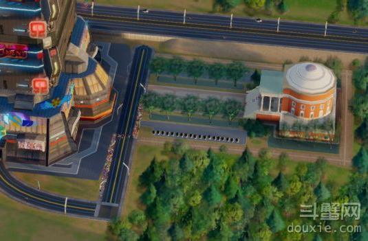 模拟城市5建设高新科技城的思路规划