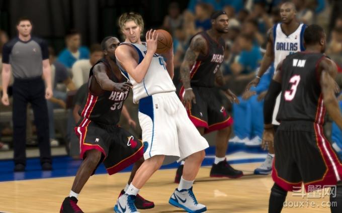 历数NBA2K9至NBA2K14各代特点及名人堂难度