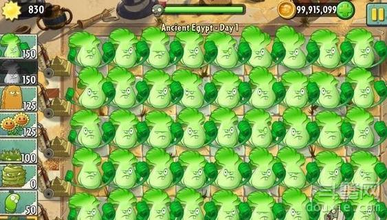 植物大战僵尸2电脑版不内购通关玩法