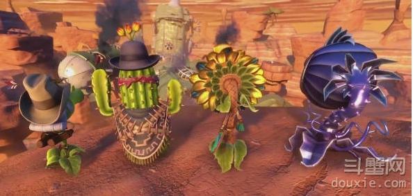 植物大战僵尸花园战争新特色角色更自义定外观