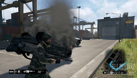看门狗迷彩版巴雷特M107狙击枪有什么效果 迷彩版巴雷特M107狙击枪效果一览