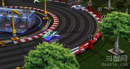 高科技赛车模拟玩具车赛配置要求是什么 配置要求介绍