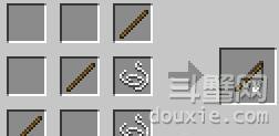 我的世界鱼竿怎么合成 合成鱼竿图文攻略