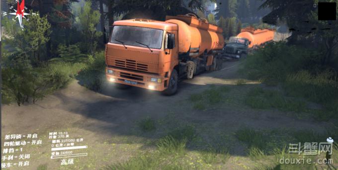 越野飞驰燃料拖车怎么玩 燃料拖车的玩法详解
