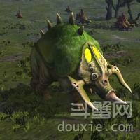 星球探险家绿背犀牛的特点