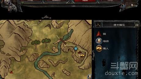崛起3泰坦之王泰坦之眼在哪及泰坦之眼位置图示介绍