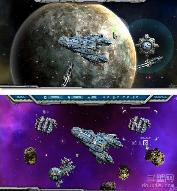 星空舰队starTAG游戏好玩吗 星空舰队starTAG游戏内容介绍
