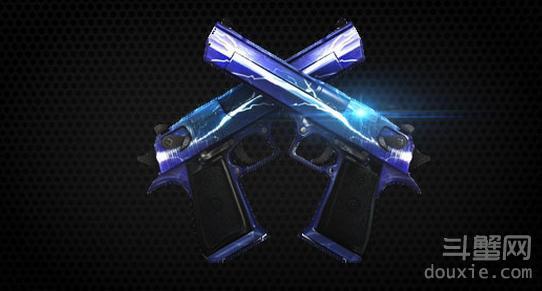 CF副武器双枪沙鹰-风暴怎么样 双枪沙鹰-风暴属性分享