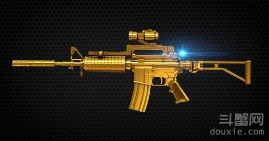 CF纯金M4A1怎么样 纯金M4A1属性判断