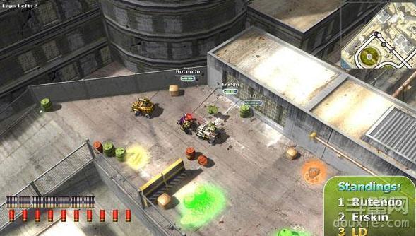 燃烧战车游戏规则有哪些 游戏规则介绍