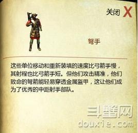 要塞十字军东征2弩手作用一览 弩手作用有什么